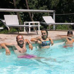 In piscina al Parco dell'Energia Rinnovabile (www.per.umbria.it)