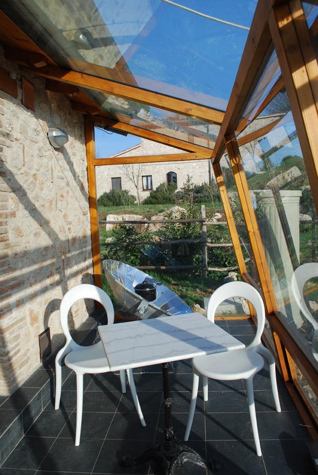 Una vera casa energia zero abitabile per per parco for Costi dell appaltatore per la costruzione di una casa