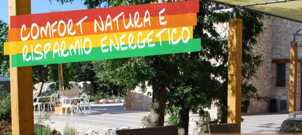 Ecotourism accommodation – Comfort and energy saving