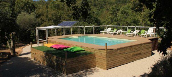 Vieni al PeR: troverai anche la piscina fotovoltaica