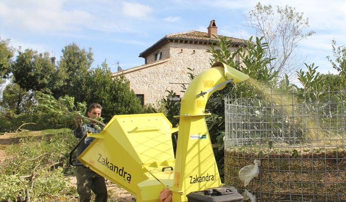 Al PeR con l'obiettivo di costruire un nuovo innovativo Compost Heating.
