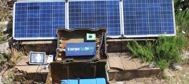 "Energy Box, lo ""zaino energetico"" come kit d'emergenza"