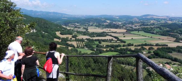 I boschi del PeR: paradiso per escursionisti e mountain-bikers