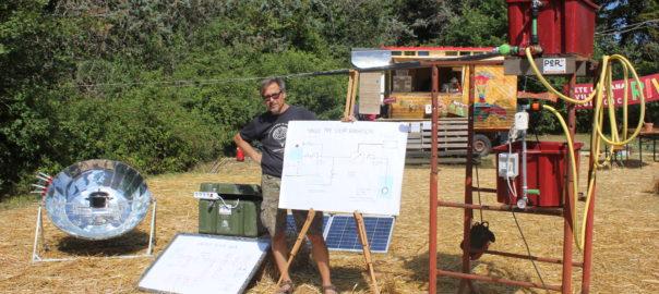 Acqua e sole per il sistema di irrigazione solare: ecco come