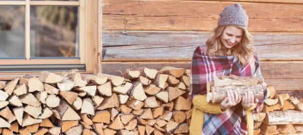 Autosufficienza al PeR è anche taglio e stoccaggio della legna