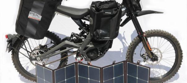 "La ""moto solare"" del PeR al Maker Faire. Ronca: «Emblema della Fair Tech Revolution»"
