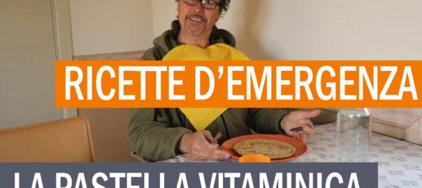 Ricette d'emergenza: la pastella vitaminica
