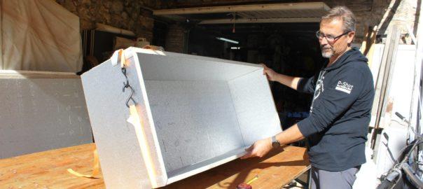 Autocostruiamo il nuovo prototipo di essiccatore solare