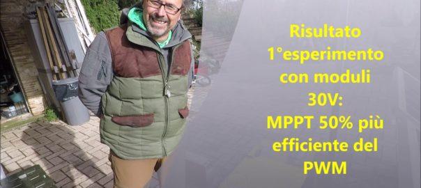 Fotovoltaico: i regolatori di carica a confronto, MPPT vs PWM