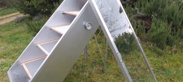 L'essiccatore solare del PeR sul blog di Beppe Grillo